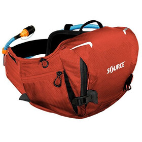 SOURCE Hipster Ultra Cintura idrica 1,5+3,5l, chili orange